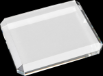 Crystal Rectangle Paperweights Boss Gift Awards