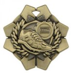 Imperial Track Medals Football Trophy Awards