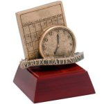 Perfect Attendance Resin Mini-Series Resin Trophy Awards