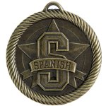 Spanish Scholastic Trophy Awards
