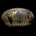 Global Bronze Accent Stone Glass Awards